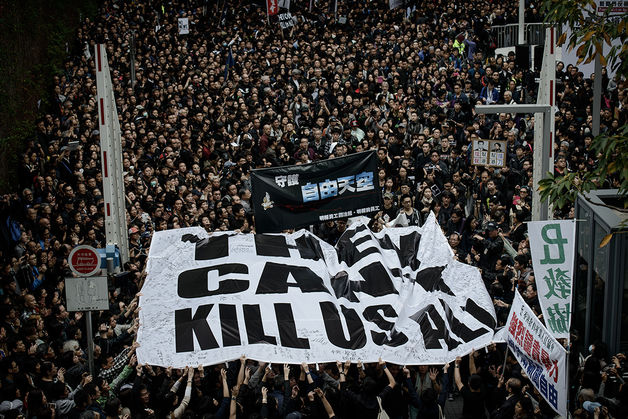 HongKong-They can kill us all