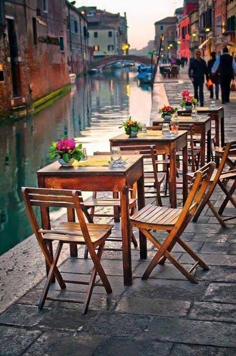 Have a coffee Venice