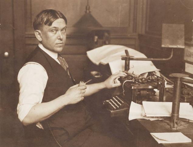 H.L. Mencken